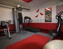 Fitness centrum AD Lara